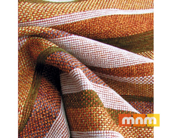 Мальта Страйп – мебельная ткань Рогожка от Белкрафт