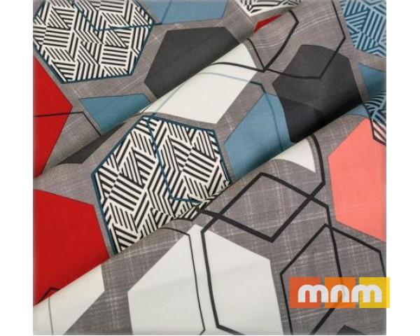 Ткань обивочная Геометрия (geometry)   - Велюр от Лама-Текстиль