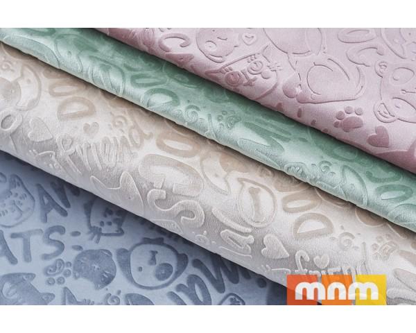 Обивочная ткань Флафи (fluffy) - Велюр, Mebeltex