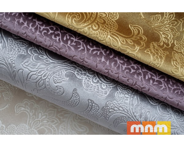 Обивочная ткань Лота (lotta) - Велюр, Mebeltex