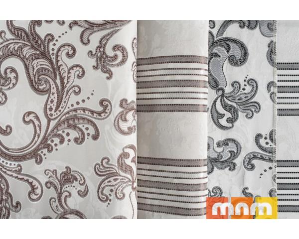 Обивочная ткань Паула (paula)  - Жаккард, Mebeltex