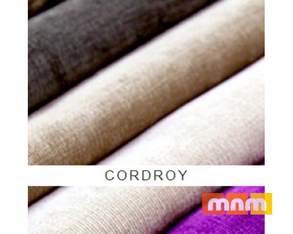 Обивочная ткань Кордрой (cordroy)   - Микровелюр, ДжиайТекс (J-Tex)