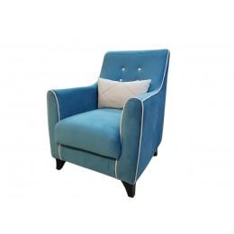 Томас кресло (голубое)