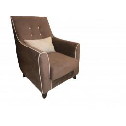 Томас кресло (коричневое)