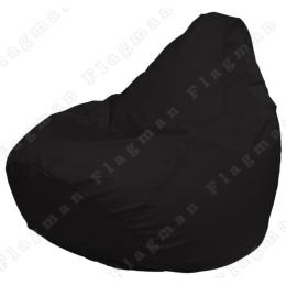 Кресло мешок Г2.1-01 (Черный)