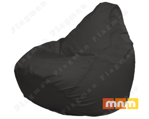 Кресло мешок Г2.1-11 (Темно-серый)