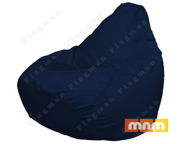 Кресло мешок Г2.1-14 (Темно-синий)