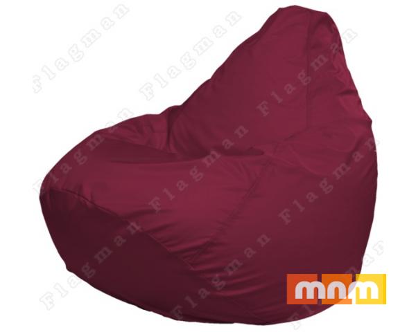 Кресло мешок Г2.1-16 (Бордовый)