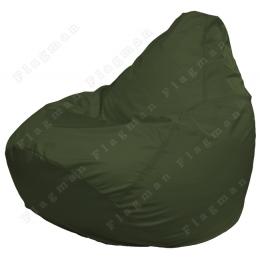 Кресло мешок Г2.2-04 (Темно-oливковый)