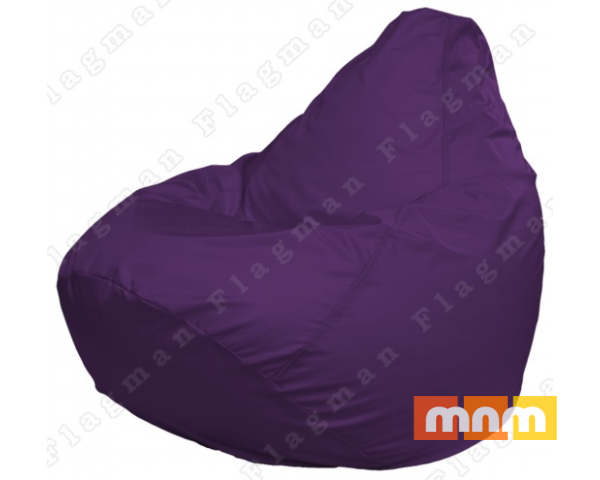 Кресло мешок Г2.2-12 (Фиолетовый)