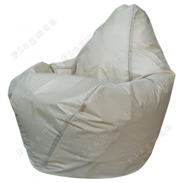 Кресло мешок Г0.2-01 (Темно-бежевый)
