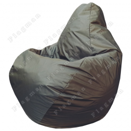 Кресло мешок Г0.2-04 (Темно-оливковый)