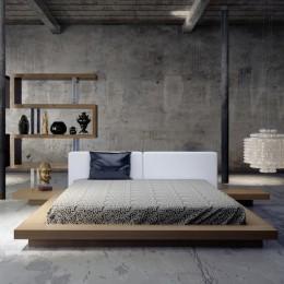 Кровать PE16
