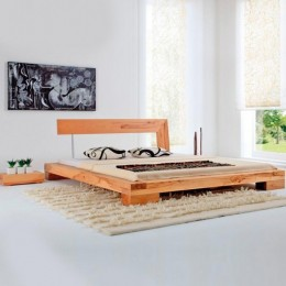 Кровать RO203 RI FLUU