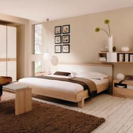 Кровать RO217 ECO OAK