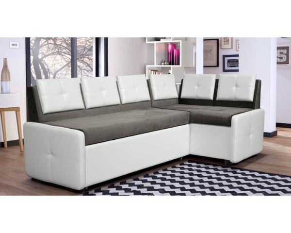 Кухонные диваны со спальным местом — практичное решение для малогабаритных квартир
