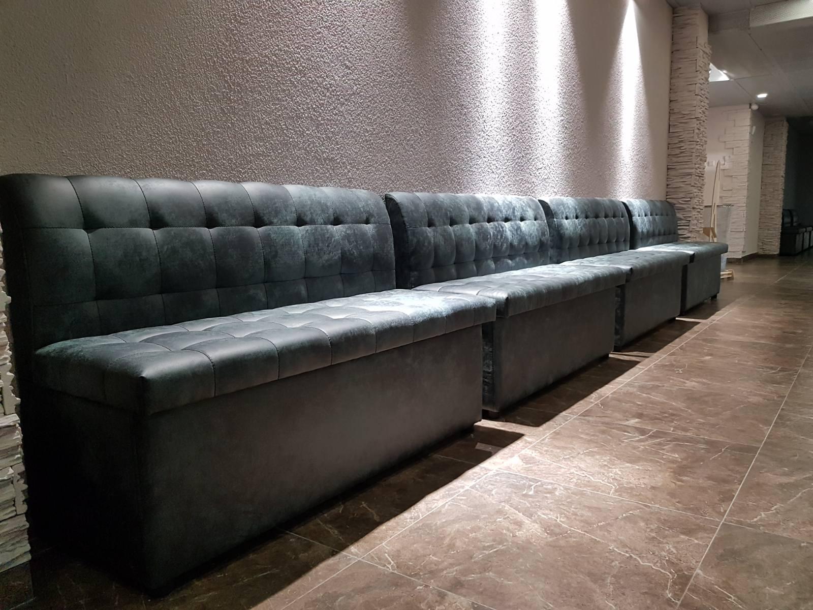 мягкая мебель horeca