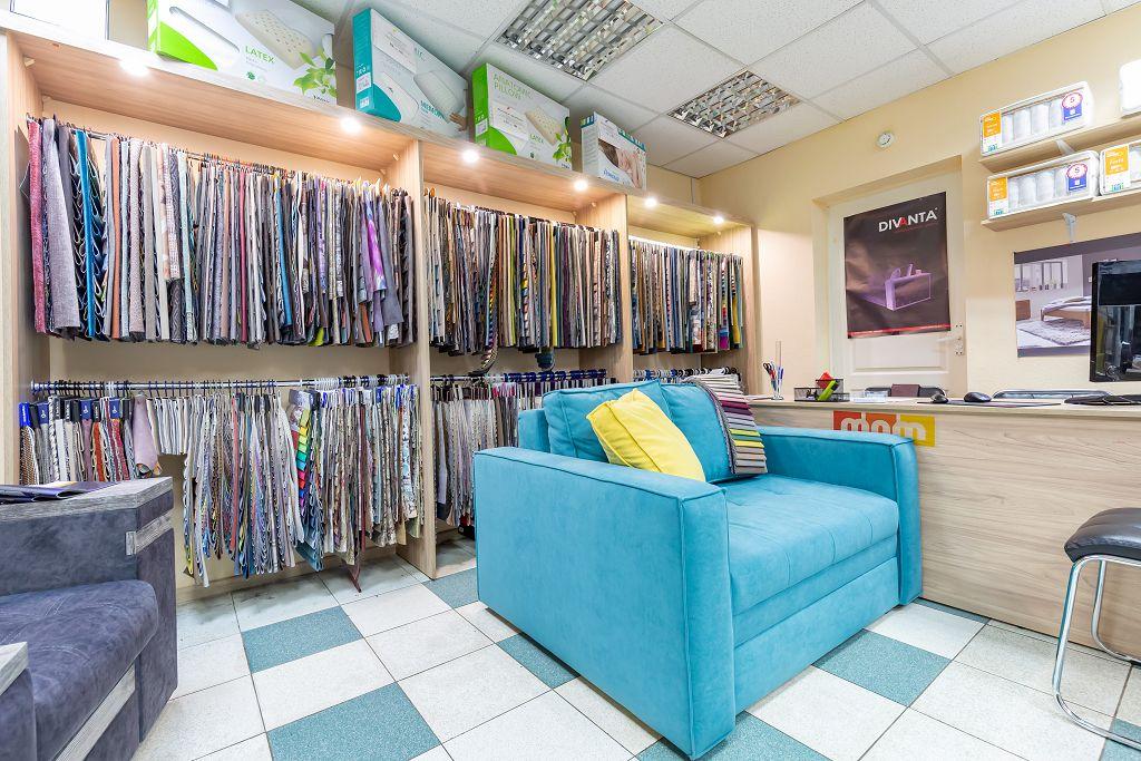 салон-магазин мебели mnm
